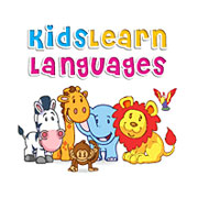 Kids Learn Languages Logo
