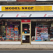 The Model Shop Logo