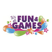 It's all Fun & Games Logo