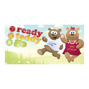 Ready Teddy Go Logo