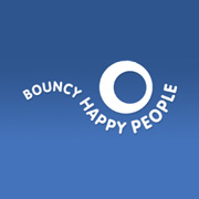 Bouncy Happy People Logo