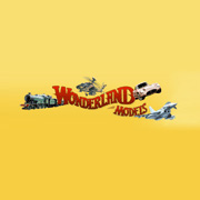 Wonderland Model Shop Logo