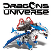 Dragons Universe Logo