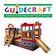 Guidecraft Logo