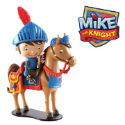 Mike the Knight logo