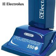 An Electrolux Toy Vacuum Cleaner from Casdon