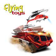 Flying Toys Logo