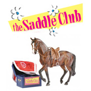 The Saddle Club Logo