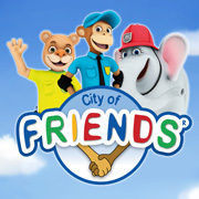 City of Friends Logo