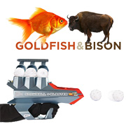 Goldfish & Bison Logo