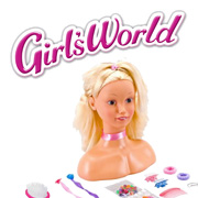 Girl's World Logo