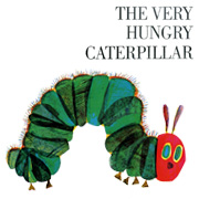 The Very Hungry Caterpillar Logo