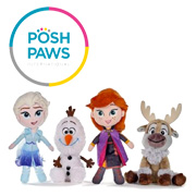 Posh Paws International Logo