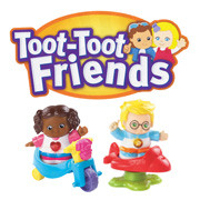 Toot-Toot Friends Logo