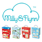 Milly and Flynn Logo