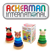Ackerman International Logo
