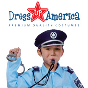 Dress Up America logo