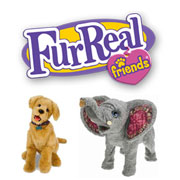 FurReal Friends Logo