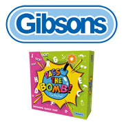 Gibsons Games Logo