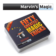 Marvin's Magic Logo
