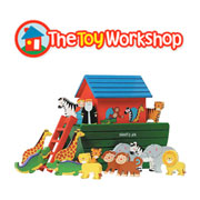 The Toy Workshop Logo