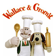 Wallace and Gromit Logo
