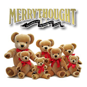 Merrythought Bears Logo