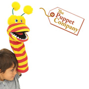 The Puppet Company Logo