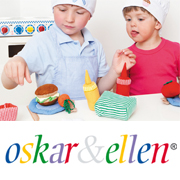 Oskar and Ellen Logo